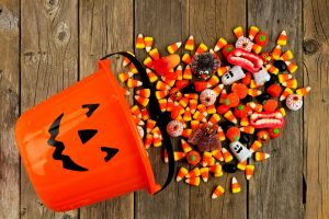 Keep your teeth healthy this Halloween!