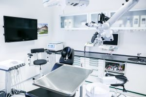 Robots assisting dentists when performing dental implant surgery sounds interesting.