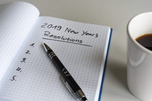 Dental resolutions for 2019