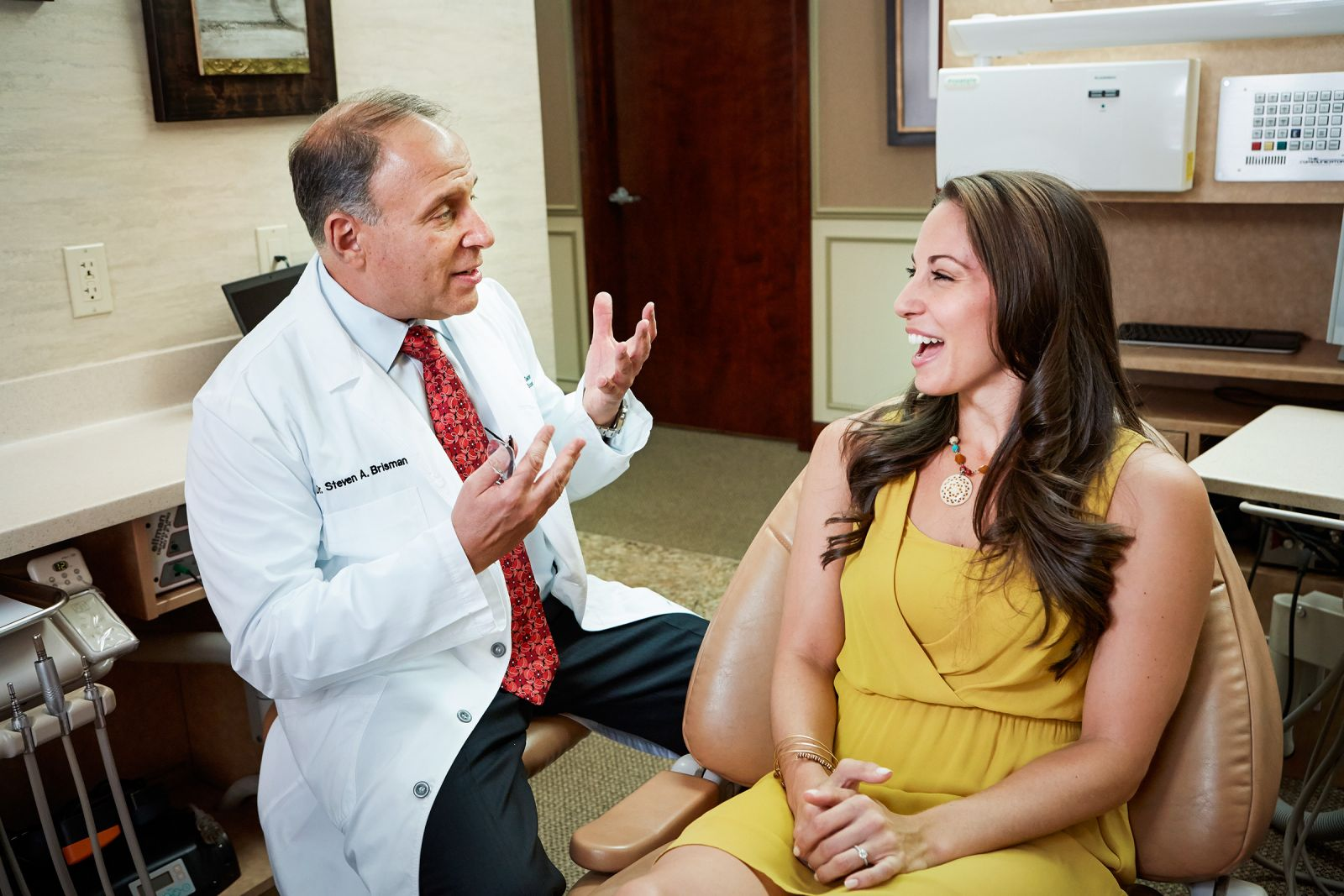 early detection, from our Westchester dentists, can help you prevent more serious problems.