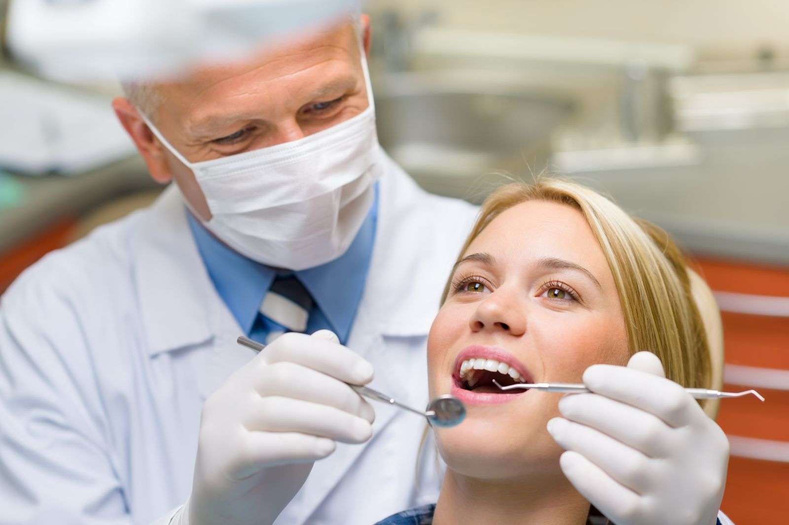 Debridement is the first step to beating gum disease.